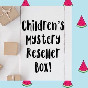 Reseller Mystery Box - Kids